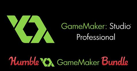 Humble GameMaker Bundle: Get Pro & Export Modules for only $15!